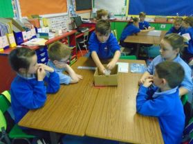 Volcanic eruptions arise in Primary 4 and 5
