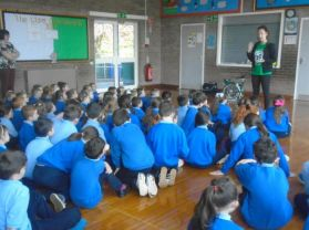 Sustrans Assembly
