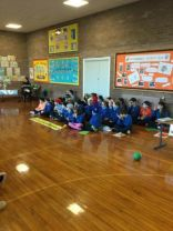 Primary 4 & 5 Class Assembly