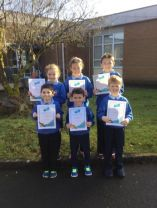 Gold Certificates in Mathletics!