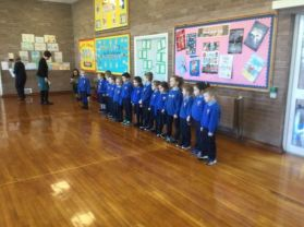 Primary 1/2 Assembly