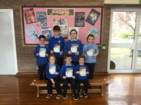 Celebrating Success in St Columban's
